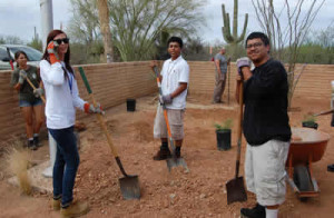 2014: Grant to the Watershed Management Group, Tucson, Arizona